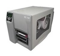 Impressora Zebra S4M de código de barras